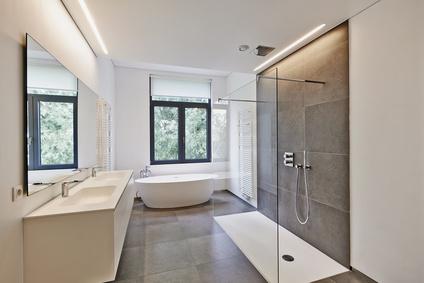 Salle de bain déco tendance Bassin d'Arcachon