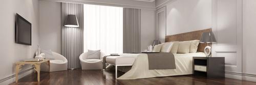 Appartement relooké dans maison Pyla Arcachon - DNG déco