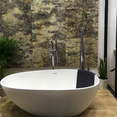 Newform it baignoire collection 2018 Salon Batimat
