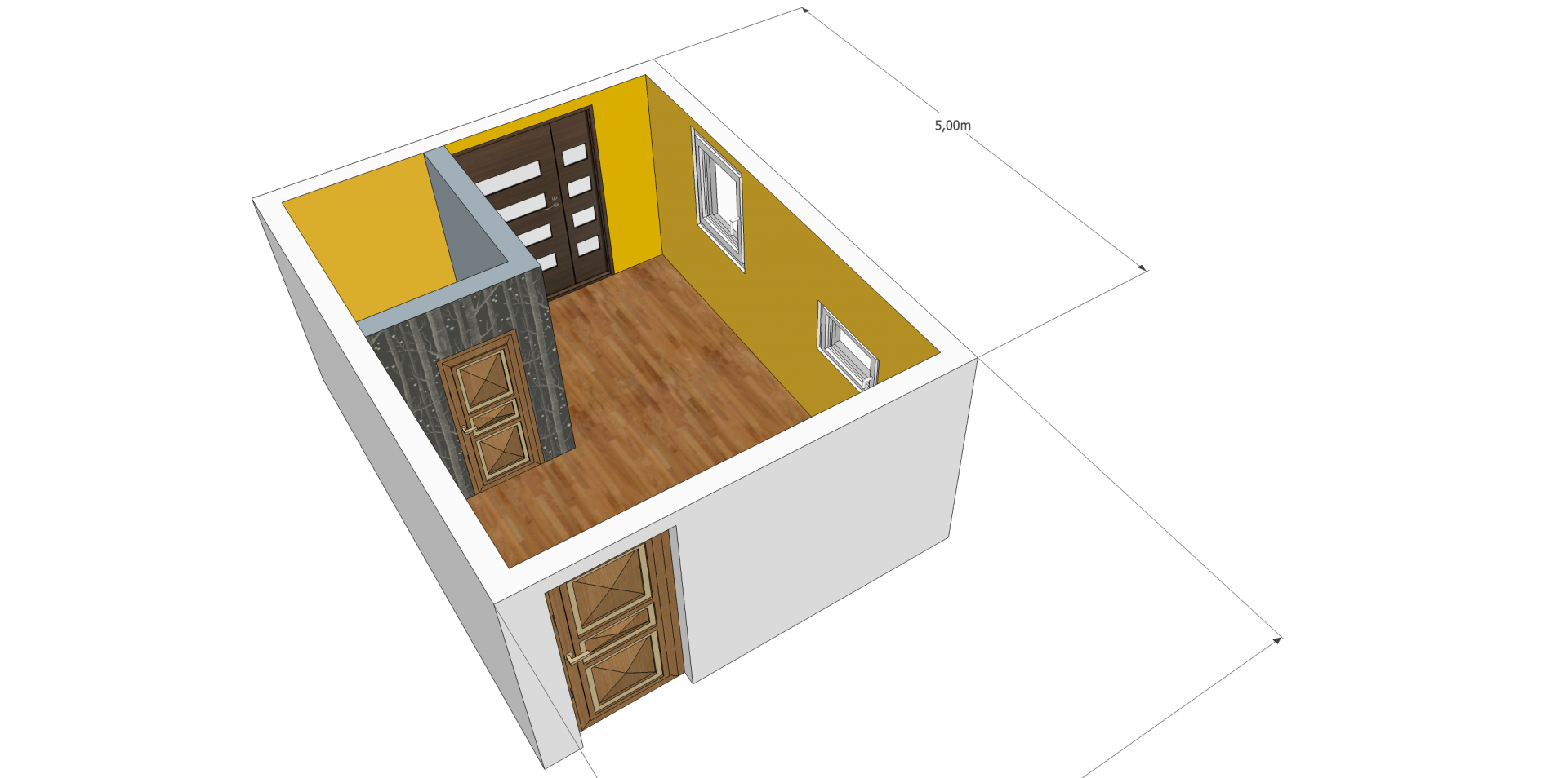 Plan3D Cap Ferret
